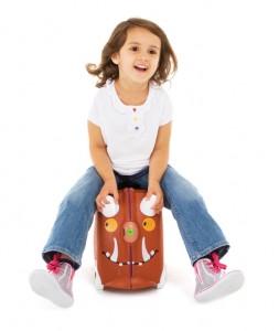 Kinderkoffer Grüffelo von Trunki