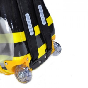 Reflektorstreifen und Leuchträder für mehr Sicherheit