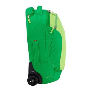 Kompaktes Kinder-Reisegepäck mit praktischen Tragegriffen: Gonzo 26 in Grün